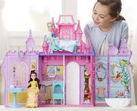 Новинка 2018 год! Раскладной Дворец для Принцесс Диснея Disney Princess Pop-Up Palace, Hasbro из США