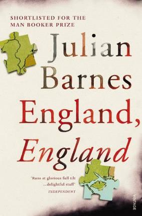Книга England, England, фото 2