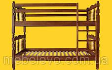 Двухъярусная кровать Трансформер 2 80х190 ТИС 1700х880х2025мм  , фото 3