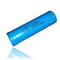 Аккумулятор Li-ion 18650 CAMELION 2200mAh 3.6V