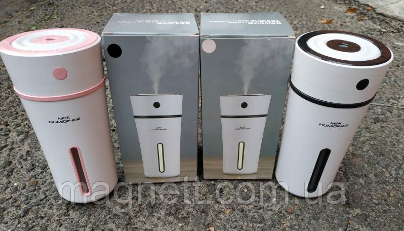 Мини увлажнитель воздуха humidifier