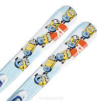 Лыжи FISCHER MINIONS 128 см, фото 1