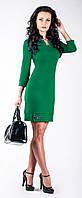 Платье женское нарядное красивое с брошью 42 44 46 48 50 Р, фото 1