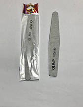 Пилка OLIMP 100/180 серая ромб