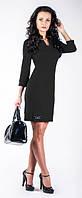 Сукня жіноча красиве нарядне з брошкою 42 44 46 48 50 52 Р, фото 1