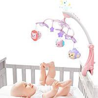 Мобиль для кроватки GrowthPic Musical Baby Crib