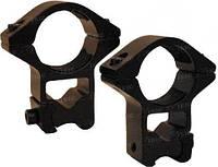 Крепления-кольца Air Precision M2004. Высокие Диаметр - 25,4 мм