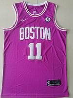 Вишиванка чоловіча майка Kyrie Irving 11 (Кайра Ірвінг) Nike Boston Celtics NBA