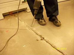 Ремонт бетонних підлог