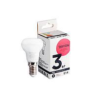 Светодиодная лампа DAYON EMT1722 R39 3W 4100K E14, КОД: 146562