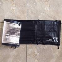 Утеплитель радиатора ВАЗ 2101 карман черный 14966 AutoElement