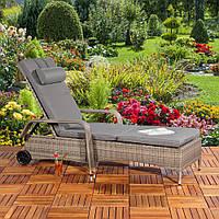 Садовый шезлонг Lounger, фото 1