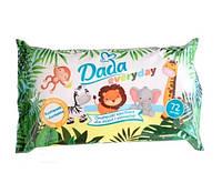 """Детские влажные салфетки """"Dada Everyday"""" (72 шт.)"""