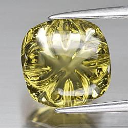 Натуральный  цитрин 4.02ct 10mm