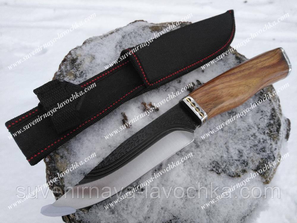 Ніж мисливський A-47 Фірмовий якісний ніж для полювання