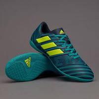 Детские футзалки  Adidas NEMEZIZ 17.4 IN Junior, фото 1