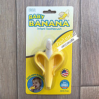 Грызунок- прорезыватель для малышей, банан, Baby banana