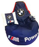 Мягкое бескаркасное Кресло мешок груша пуф детский, фото 1