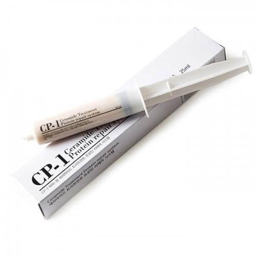 Протеиновая маска для лечения повреждённых волос  Esthetic House CP-1 Premium Hair Treatment 25 мл