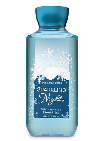 Гель для душа Bath&Body Works Sparkling Nights