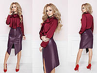 Женская стильная юбка ЖМ343, фото 1