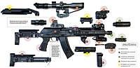 Тюнинг для оружия, оружейные аксессуары