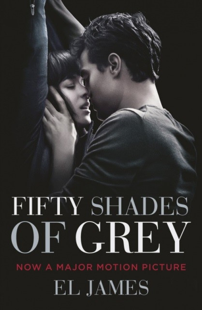 Книга Fifty Shades of Grey (Book 1) (Movie Tie-in)