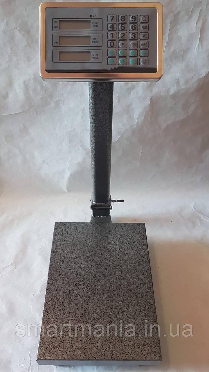 Весы электронные торговые  200 кг с усиленной платформой