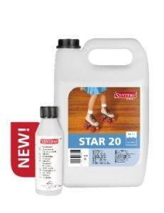 Лак матовий SYNTEKO STAR 20 двокомпонентний поліуретановий