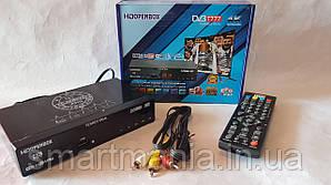 Цифровий ефірний Тюнер Т2 HDOpenbox тюнер DV3 T777 IPTV + YouTube + WIFI + 4k