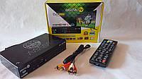 Цифровой эфирный Т2 тюнер DV3 T777 + IPTV + YouTube + WIFI + 4k