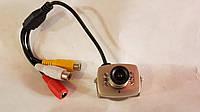 Видеокамера камера с микрофоном  для видеонаблюдения, видеоглазок цветная ZK-208C