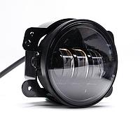 Світлодіодні Протитуманні фари 4 дюйма автомобільні (90 mm) (LED) WM-J044F,Jeep Wrangler, 12-24В, 30 Вт