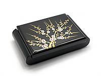 Шкатулка с зеркалом в ассортименте (24х16,5х6см),шкатулки из дерева,оригинальные подарки,товары для женщин