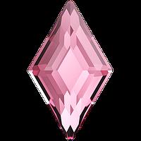 Кристаллы Swarovski для ногтей 2773 Light Rose 5х3 мм, фото 1