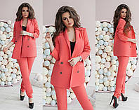 Женский модный костюм ЖМ350, фото 1
