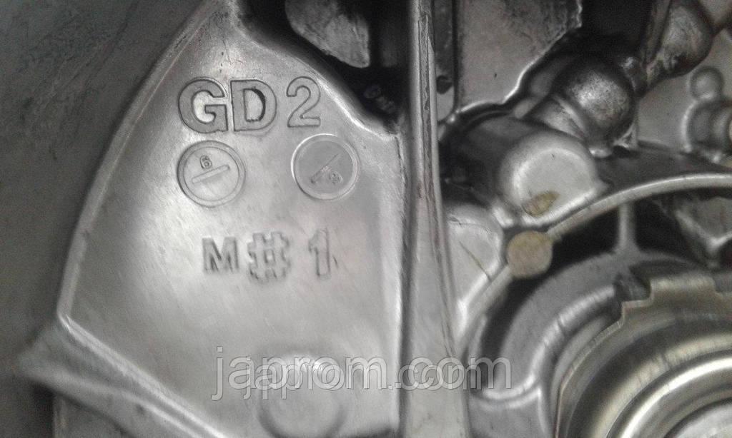 МКПП механическая коробка передач Mazda 6 GG 2002-2007г.в. 2,0 дизель GD2M#1