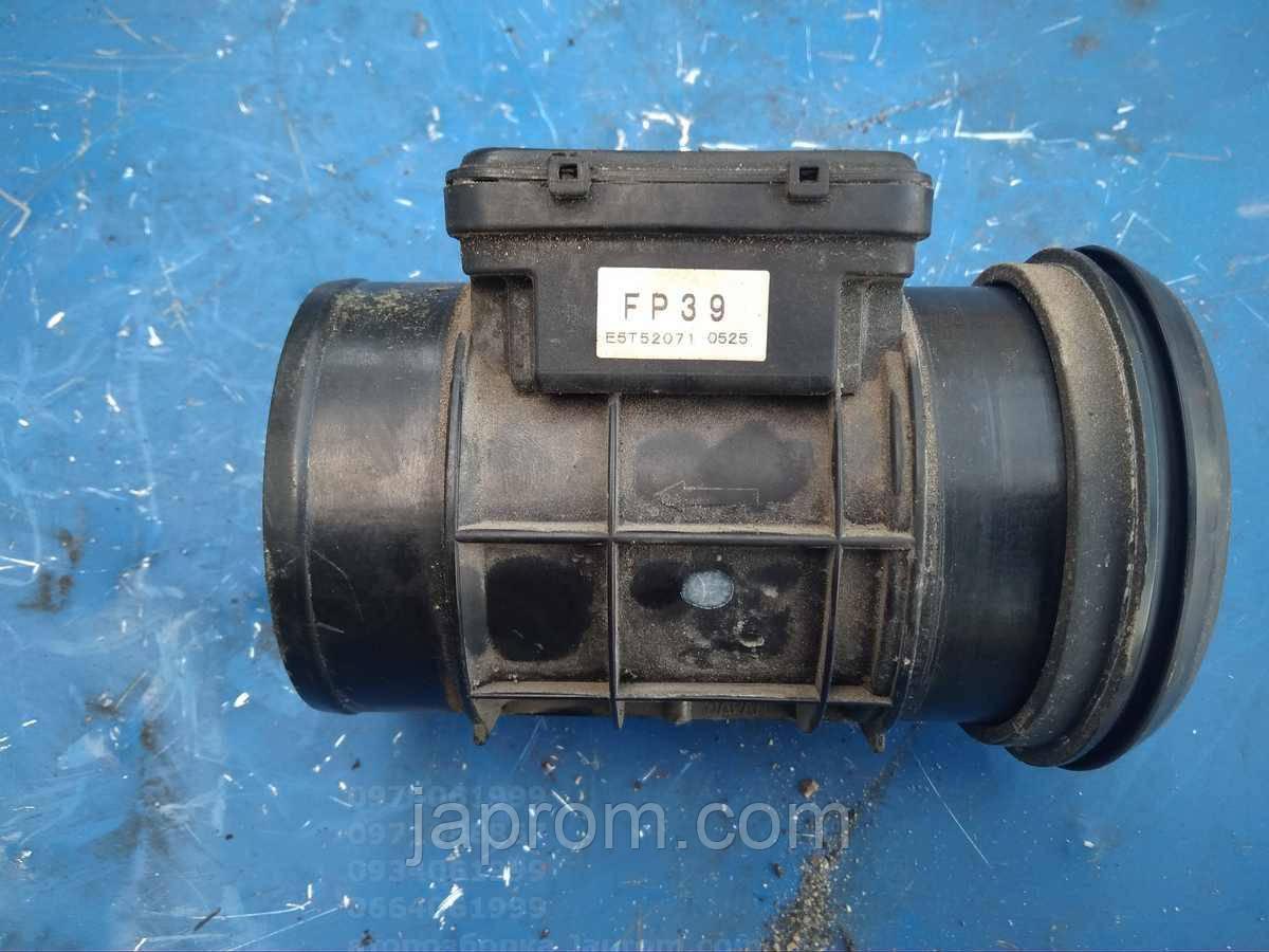 Датчик расхода (потока) воздуха, расходомер M.A.F. Mazda Premacy 323 BJ 1.8 FP39 E5T52071
