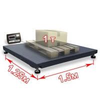 Весы платформенные 1250х1500, фото 1