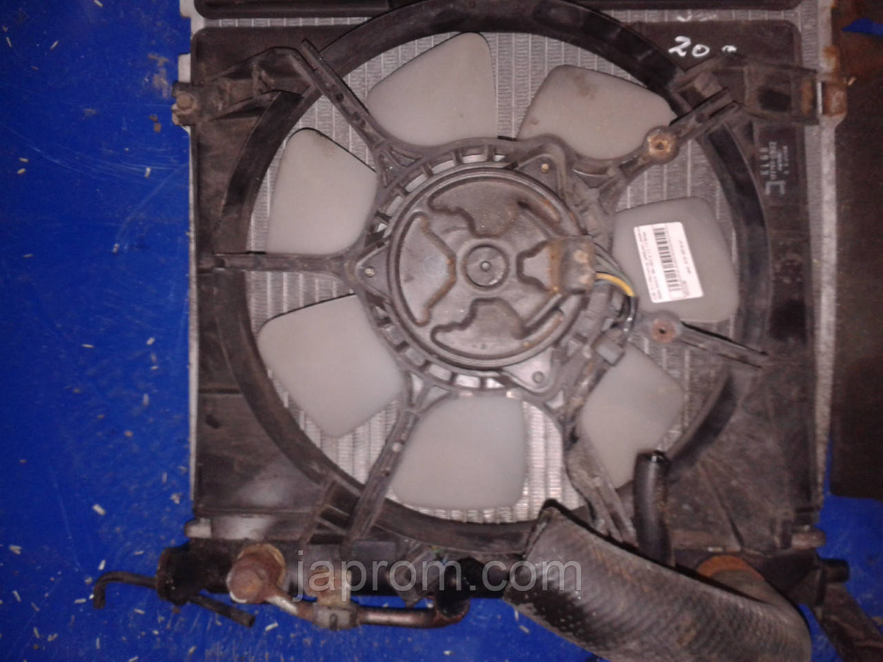 Вентилятор (диффузор) радиатора Mazda Xedos 9 1994-2002г.в. 2.0, 2.5 бензин