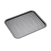 MC NS Деко для чіпсів з отворами з антипригарним покриттям круглий 39див х 31,5 см