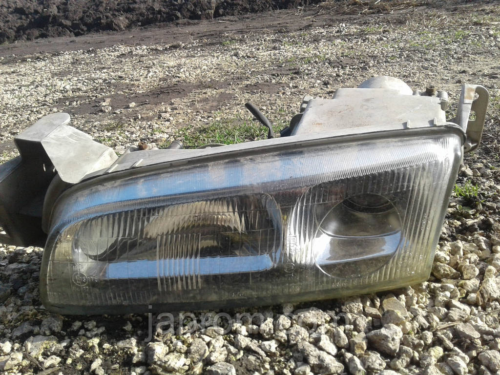 Фара передняя левая Mazda 626 GE 1992-1997 г.в