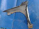 Крыло переднее правое Mazda 6 GG 2002-2007г.в. серебро, фото 4
