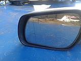 Зеркало заднего вида левое Mazda 6 GG 2002-2007г.в. серебро комби, фото 5