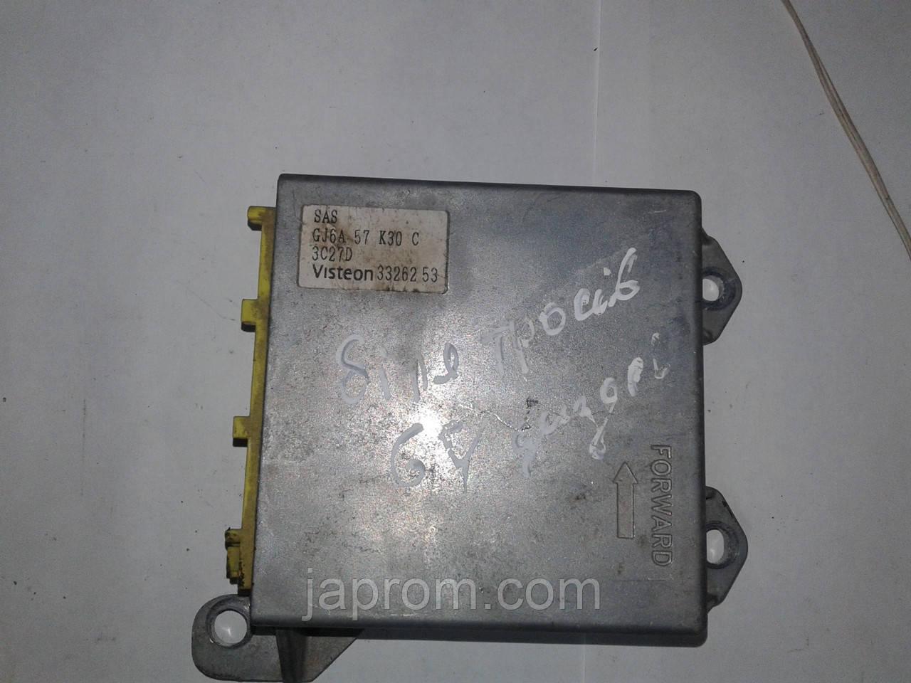 Блок управления подушкой безопасности AIR BAG Mazda 6 GY