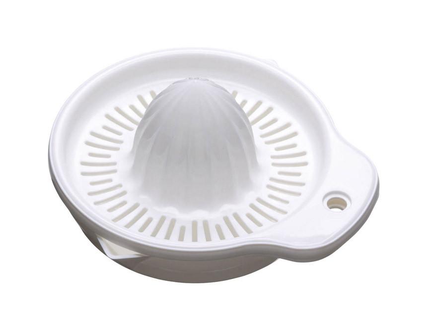KC Соковыжималка для цитрусовых пластиковая с емкостью