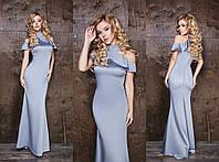 Женское длинное платье ЖМ334, фото 1