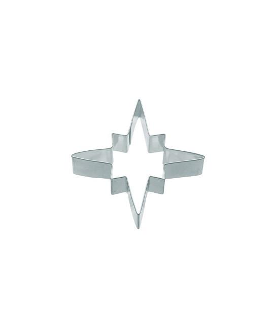 KC Формочка для печенья металлическая Звезда 7,5см