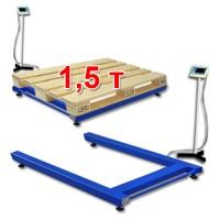 Весы паллетные 1500 кг