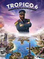 Tropico 6 (PC) Электронный ключ, фото 1